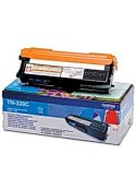 Toner BROTHER TN328C cyan