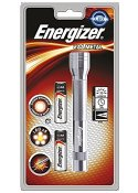 Ficklampa ENERGIZER Metall LED 2 AA