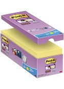 POST-IT Super Sticky 76x76mm gul (16)