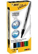 Whiteboardpenna BIC Velleda liquid (4)