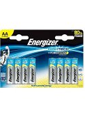 Batteri ENERGIZER High Tech AA (8)