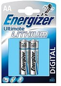 Batteri ENERGIZER Ultimate AA (2)