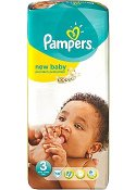 PAMPERS NEW BABY S3, 4-7 kg 50/FP
