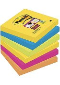 POST-IT Super Sticky Rio 76x76mm (6)