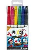 Fiberpenna Pilot Frixion Color 6-pack