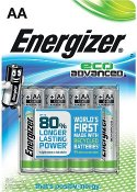 Batteri ENERGIZER Eco Advanced AA (4)
