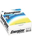 Batteri ENERGIZER Advanced D (20)