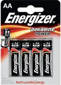 Batteri ENERGIZER Power AA (4)