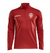Progress Halfzip red M