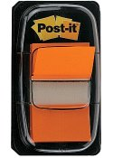 Index POST-IT 25x43mm orange