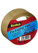 Packtejp SCOTCH 38mmx66m 48my brun