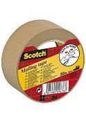 Packtejp SCOTCH P5050S 50mmx50m papper