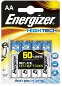 Batteri ENERGIZER High Tech AA (4)