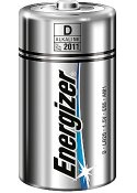 Batteri ENERGIZER High Tech D (2)
