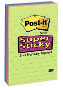 Notes POST-IT SuperSticky Rain.Li102x152