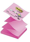 Notes POST-IT Z-block 76x76 rosa/cerise