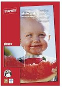 Fotopapper STAPLES Bas 10x15 gloss (50)