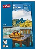 Fotopapper STAPLES Premium A4 matt (25)