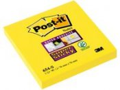 Notes POST-IT Super St 76x76mm neongul