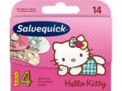 Salvequick Plåster Hello Kitty (fp om 14 st)