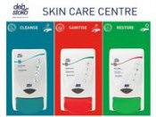 Dispenser Deb SkinCare Centre Hygiene