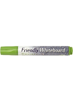 Whiteboardpenna FRIENDLY sned grön