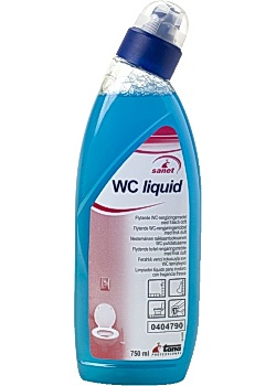 Sanitetsrengöring TANA WC-liquid 750ml